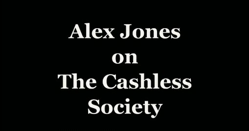 CASHLESS TRACKABLE SOCIETY