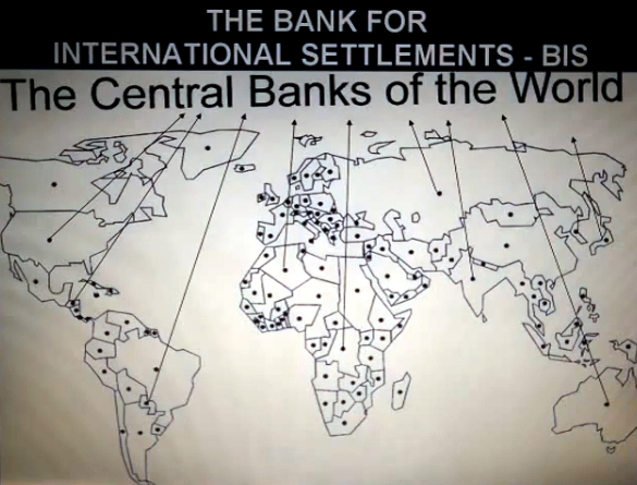 BANKS RULE THE WORLD