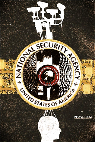 The NSA (National Security Agency)