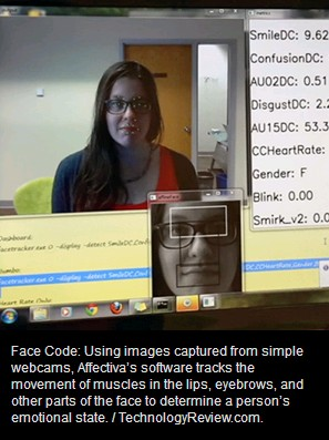 Facedeals scans your face to customize deals