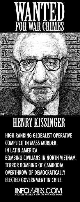 kissinger war criminal